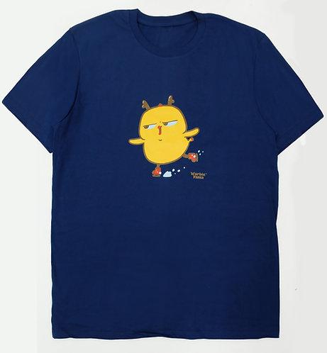 Warbie Ice-skating T-shirt