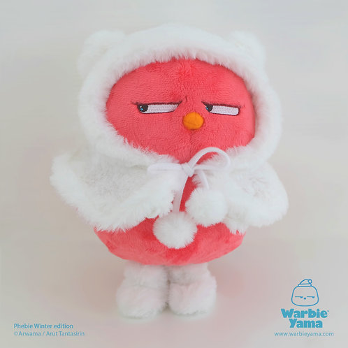 Phebie Plushy Winter (Life-size)