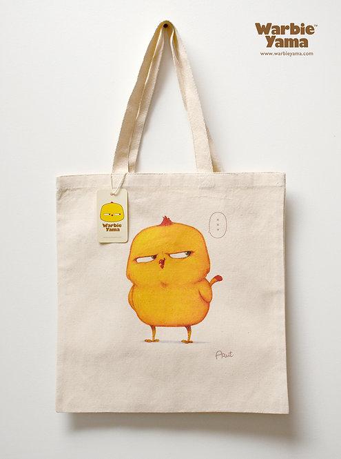 Warbie Tote Bag