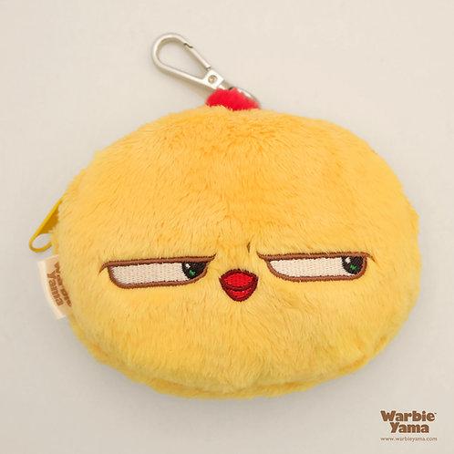 Warbie Pouch Keychain