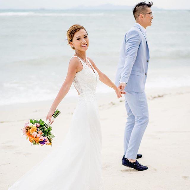 Een trouwjurk met heel veel liefde ontw