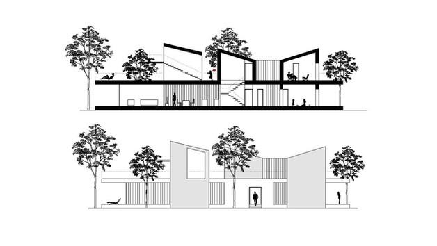 Kuća u borovima