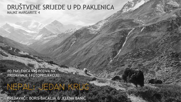 Plakat Nepal