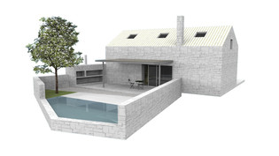 Kuća Mahara - rekonstrukcija