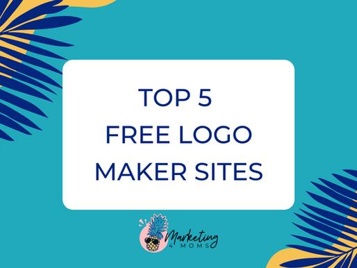 Top 5 Free Logo Maker Sites