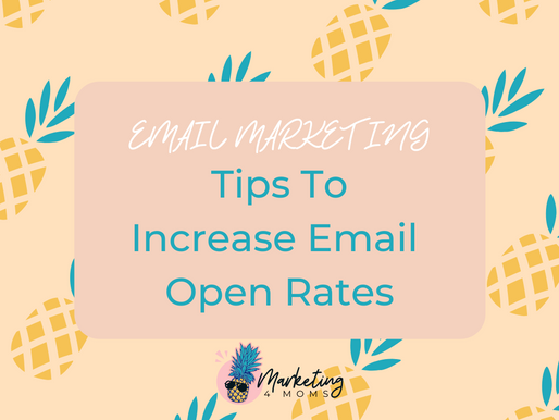 6 Email Marketing Tips To Increase Email Open Rates