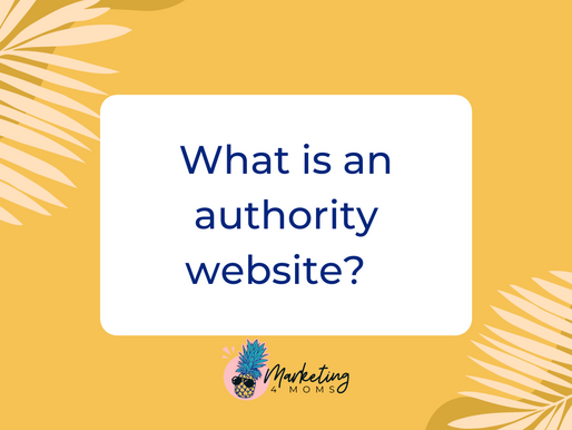 What is an authority website and how to become one?