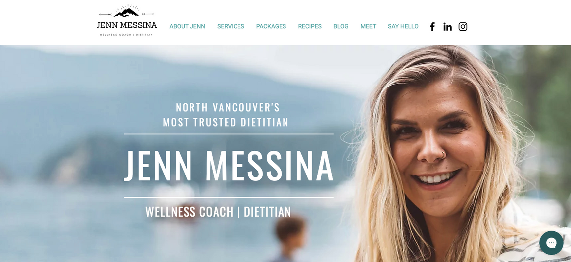 Jenn Messina Dietitian