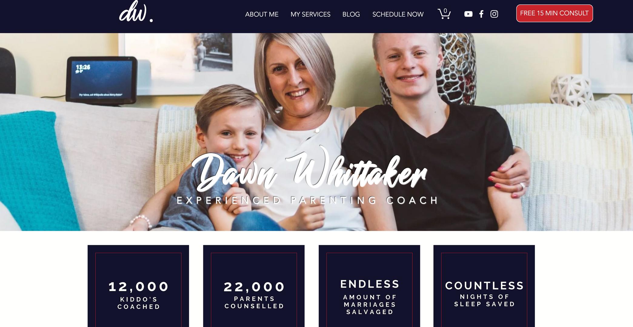 Dawn Whittaker | Parenting Coach