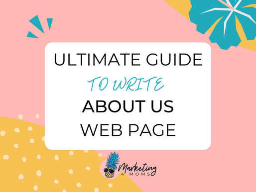 Ultimate Guide To Creating A Brilliant About Us Web Page