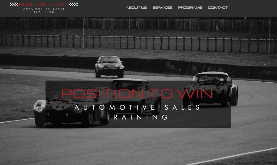 Position To Win   Automotive Sales Consulting