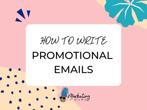 How To Write Promotional Emails?