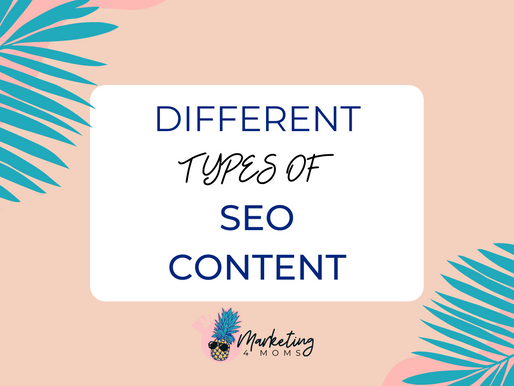 Top 10 Types of SEO Content