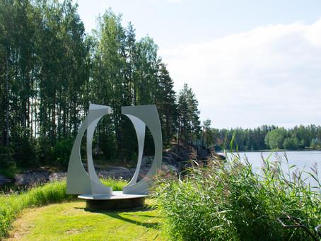Onnenkeksit valtaavat Mänttä-Vilppulan 1.7.2020