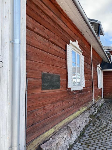 Runebergin kesäkoti