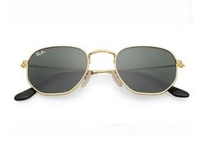 Óculos de Ray Ban Exagonal