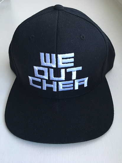 We Out Chea Personally snap backs