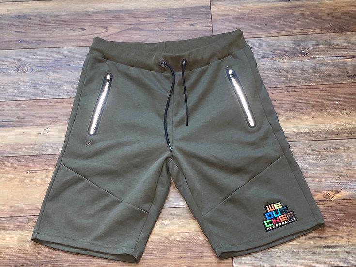 3m zipper shorts