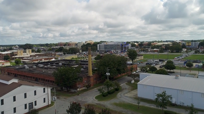 Intersect East project coming to Greenville's historic warehouse district