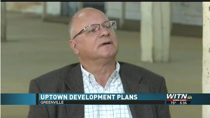 Urban hub development underway at Greenville Warehouse District