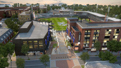 'Rebirth of downtown High Point': Plans unveiled for area around High Point stadium - Fox 8