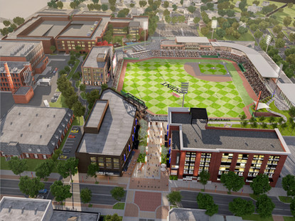 Modern Office Special Report: Developers see ballpark venues as home run with tenants