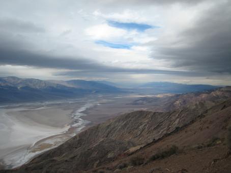 Parcs Nationaux Ep 2 : Death Valley ! (La Vallée de la Mort)