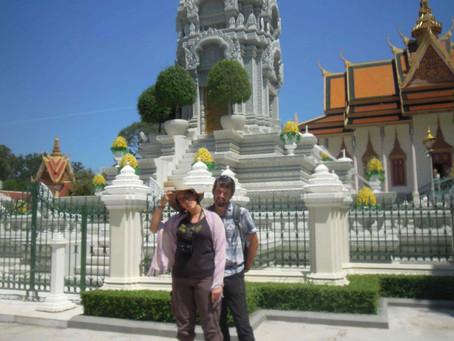 Cambodge - Épisode 1 : Phnom Penh et les Khmers rouges...