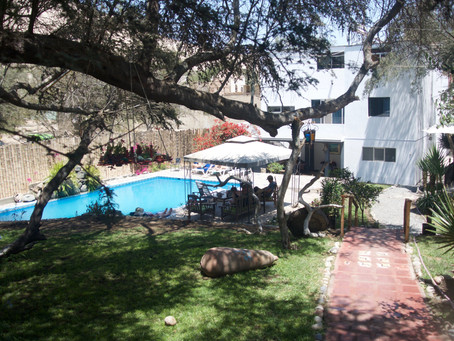 Huacachina - L'oasis