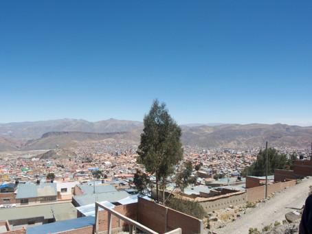 """Potosí, ville coloniale ou """"heyho heyho on rentre du boulot"""""""