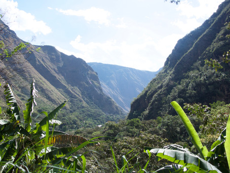 Le Machu Picchu – Partie 1 (sur 2)