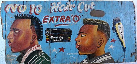 "N°10 Hair Cut EXTRA ""O"""