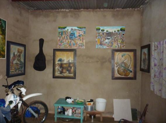 Atelier David Coulibaly