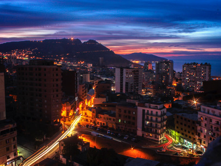 PHOTO: Les nuits oranaises de Nora Zaïr