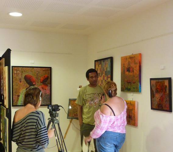 Islam interviewé_Expo Ethiopics Lourmari