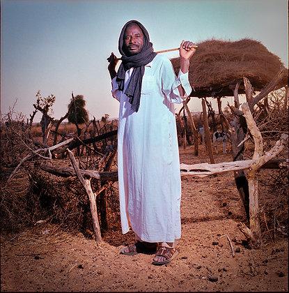 Mehdi Nédellec, Portrait n°7, Mali, 2011