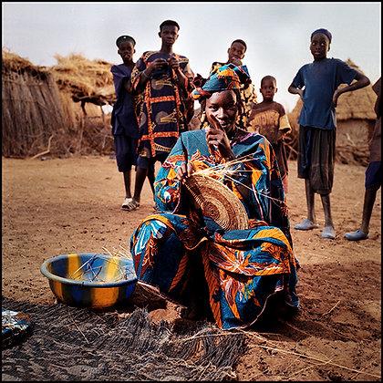 Mehdi Nédellec, Portrait n°14, Mali, 2011