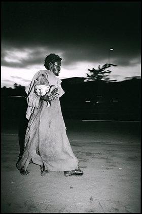 "Dorris Haron Kasco, série ""Les fous d'Abidjan"", n°3,  1993"