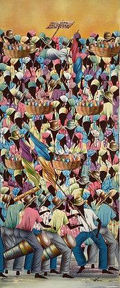 Jean-Claude Blanc -Fèt nan Carnaval