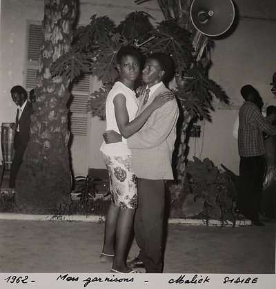 Malick Sidibé - Mess Garnisons -1962