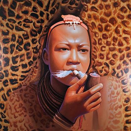 Mulala Landry - Himba Girl - 2017