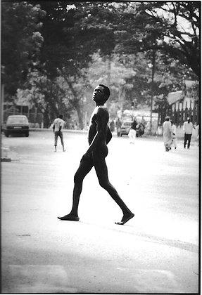 "Dorris Haron Kasco, série ""Les fous d'Abidjan"", n°1,  1993"