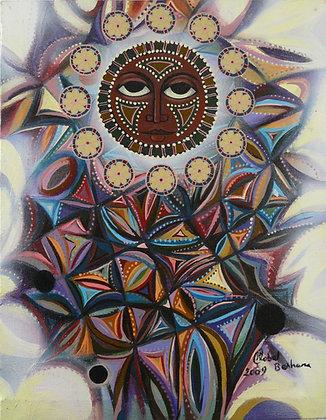 Robel Berhane, untitled n°32