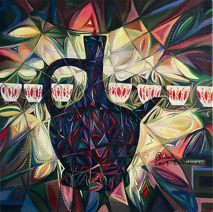 Robel Berhane, untitled n°43