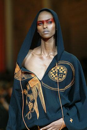 Frédéric de la Chapelle -  Portrait de Yasmine Warsame -2002