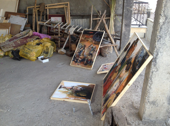 Atelier Behailu Bezabih