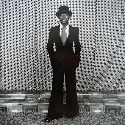 "Maurice Bidilou dit ""Pellosh"" - Chapeau melon - 1976"