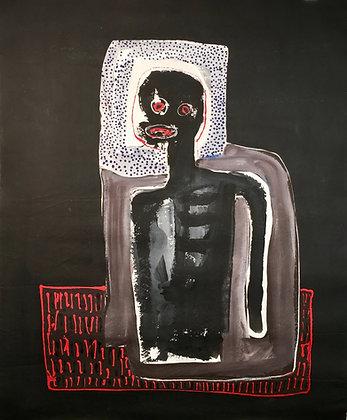 Amadou Sanogo - Untitled -2014