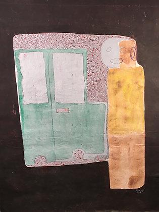 Amadou Sanogo - Untitled - 2010