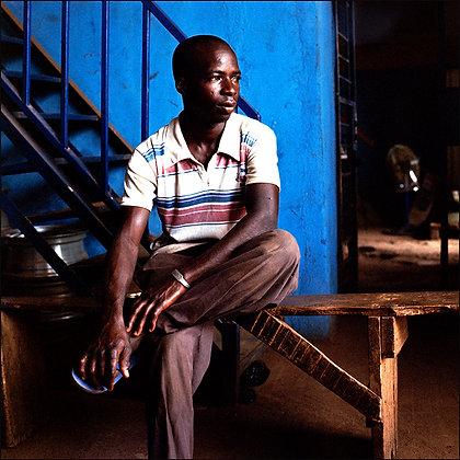 Mehdi Nédellec, Portrait n°1, Mali, 2011